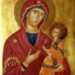 ikona Matka Boska Hodegetria