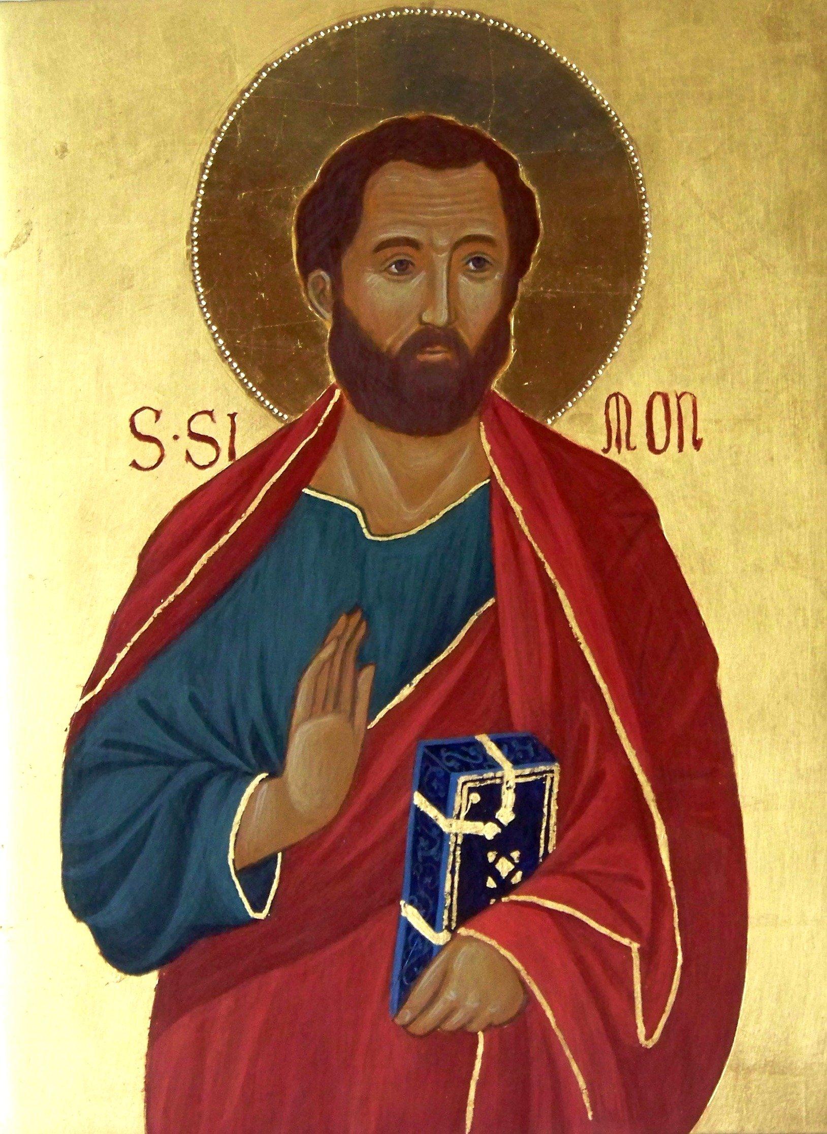 św. Szymon Gorliwy Apostoł