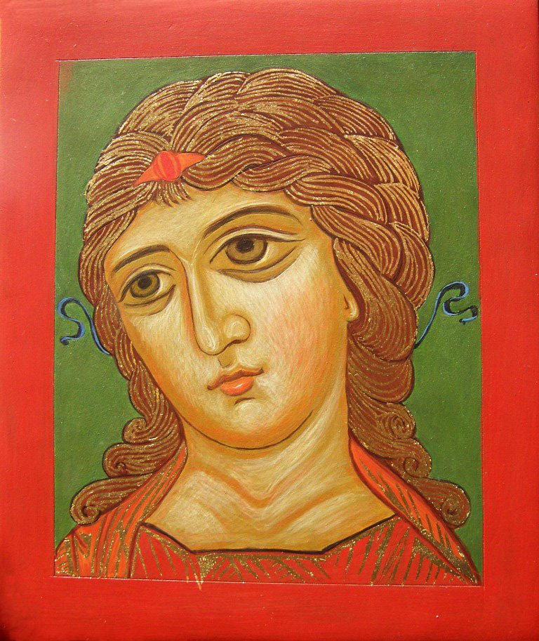 Anioł Złotowłosy (Archanioł Gabriel)