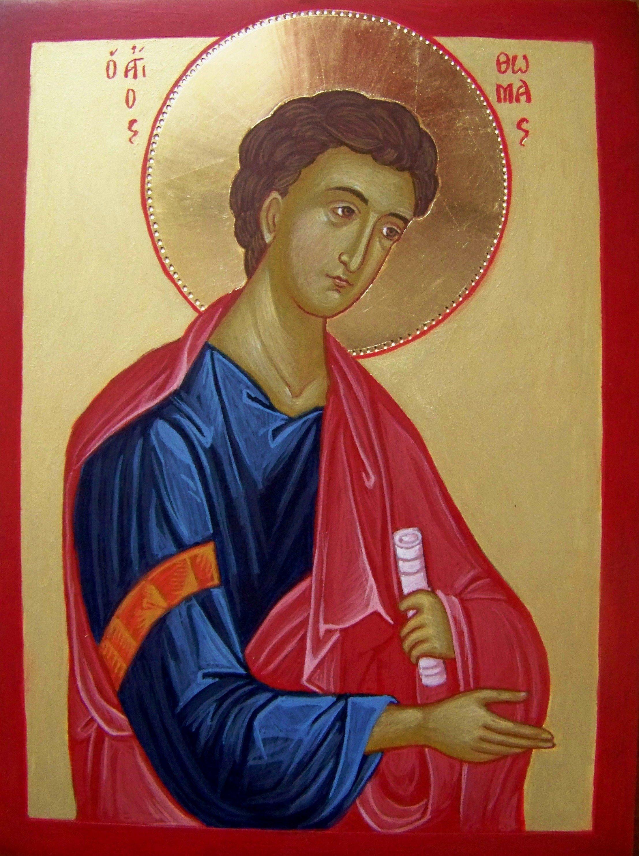 Ikona Świętego Tomasza