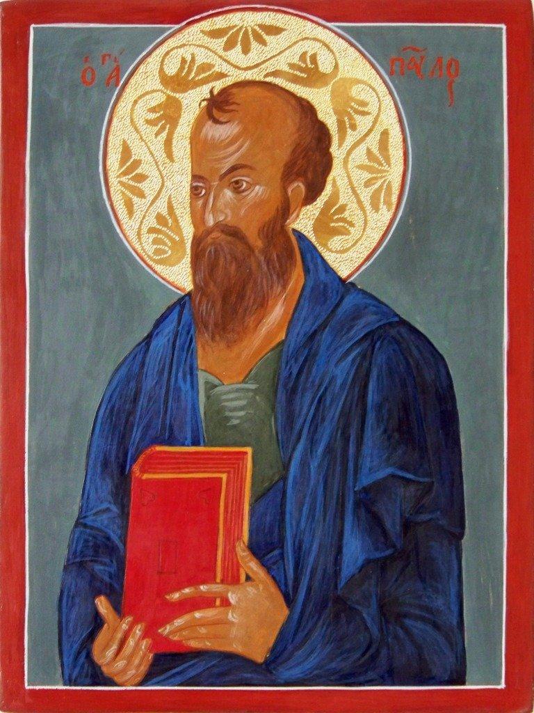ikona Świetego Pawla