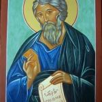 Święty Andrzej Apostoł Ikona