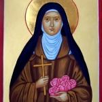 Ikona Świętej Teresy od Dzieciątka Jezus