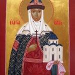 ikona Święta Olga