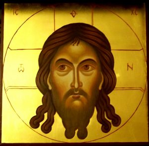 Jezus Chrystus Ikona Mandylion