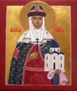 Święta Olga Mądra