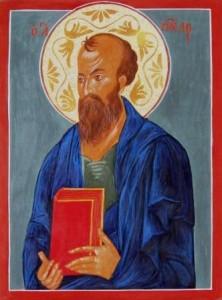 Święty Paweł ikona