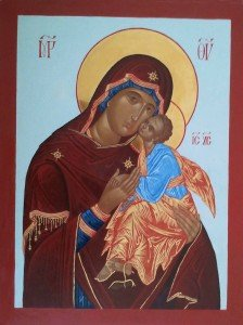 Ikona Matki Boskiej Czułej