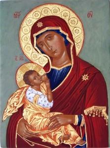 Ikona Matki Boskiej Karmiącej